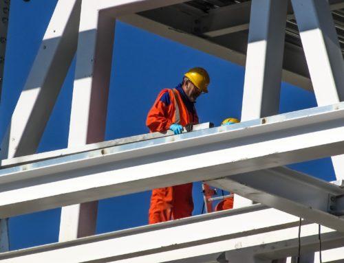 Veilig werken in de bouw
