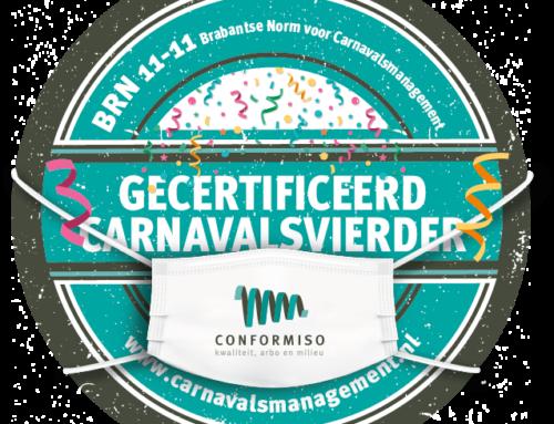 Tijdelijke aanvullende eisen Carnavalsnorm BRN 11-11